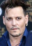 Johnny Depp Imagenes de archivo
