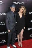 Johnny Depp & Amber Heard Stock Photography