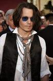Johnny Depp Stock Photo