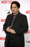 Johnny Depp Royalty Free Stock Photography