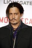 Johnny Depp Royalty Free Stock Image