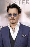 Johnny Depp Royalty Free Stock Photo