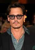 Johnny Depp royaltyfri fotografi