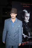 Johnny Depp Royalty Free Stock Photo