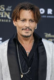 Johnny Depp Stock Image