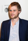 Johnny Flynn. NEW YORK, NY - APRIL 20: Johnny Flynn attends the `Genius` Premiere during the 2017 Tribeca Film Festival at BMCC Tribeca PAC on April 20, 2017 in Stock Photography
