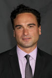 Johnny Galecki. LOS ANGELES - OCT 20:  Johnny Galecki  arriving at the In Time Los Angeles Premiere at the Los Angeles on October 20, 2011 in Westwood, CA Royalty Free Stock Photography