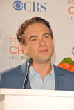 Johnny Galecki Stock Photography