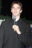 Johnny Grant, Lucas Robitaille Imágenes de archivo libres de regalías