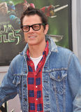 Johnny Knoxville foto de archivo libre de regalías