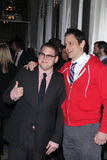 Johnny Knoxville,Jonah Hill Royalty Free Stock Images