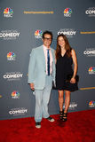 Johnny Knoxville, Naomi Nelson Royalty Free Stock Photography