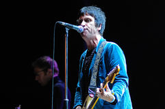 Johnny Marr band concert performance at FIB (Festival Internacional de Benicassim) 2013 Festival Royalty Free Stock Image
