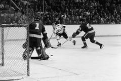 Johnny McKenzie, Boston Bruins. Stock Photography
