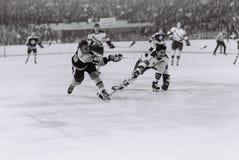 Johnny McKenzie, Boston Bruins. Stock Photo