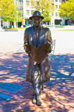 Johnny Mercer Statue Stock Images