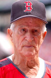Johnny Pesky Stock Image
