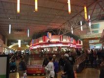 Johnny Rockets Opry Mills Mall, Nashville, TN Image stock
