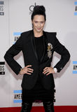 Johnny Weir Royalty Free Stock Photography