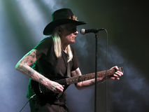 Johnny Winter Stock Photography