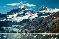 Johns Hopkins Glacier Stock Photo