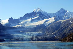 Johns Hopkins Glacier Royalty Free Stock Images