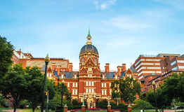 Johns Hopkins University School of Medicine Royalty Free Stock Images