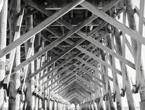 Johns-Insel-Pier Lizenzfreie Stockfotografie