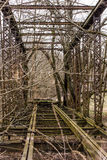 Johns Run Bridge - Eastern Kentucky Railroad, Kentucky Stock Images
