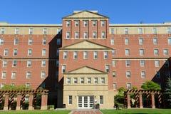 Johnson & πανεπιστήμιο της Ουαλίας, πρόνοια, RI, ΗΠΑ Στοκ Εικόνες