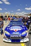 Johnson 48 samochodowych lowes nascar s Obraz Stock