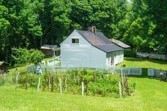 Johnson Farm aux crêtes de la loutre Photos stock