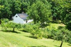 Johnson Farm en los picos de la nutria Fotografía de archivo libre de regalías