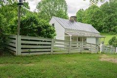 Johnson Farm en los picos de la nutria Fotos de archivo libres de regalías