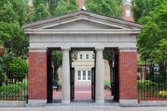 Johnson i Walia uniwersytet Zdjęcia Stock