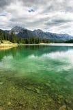 Johnson lake Royaltyfri Bild