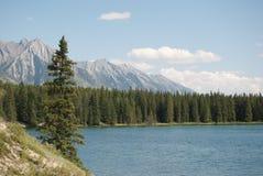 Johnson Lake Royalty Free Stock Image