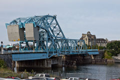 Johnson Street Bridge Victoria Canada Royalty Free Stock Photos