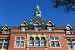 Johnson & Walia uniwersytet, opatrzność, RI, usa Zdjęcia Stock