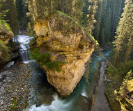 Johnston Canyon, Banff Royalty Free Stock Photo