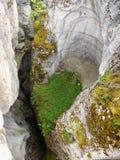 Johnston Canyon, Canada Stock Photos