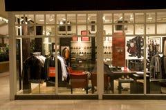 Магазин Johnston & Murphy Стоковая Фотография
