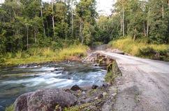 Johnstone flod Royaltyfria Bilder