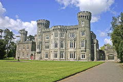 Johnstown Castle Royalty Free Stock Image
