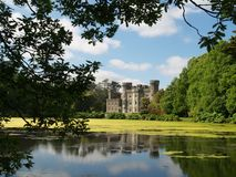 Johnstown Castle. 19th century, Johnstown Castle, Wexford, Ireland Royalty Free Stock Images