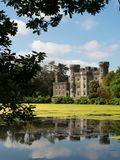 Johnstown Castle. The spendor of 19th century Johnstown Castle, Wexford, Ireland Stock Photos