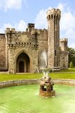 Johnstown Castle. county Wexford. Ireland. Royalty Free Stock Image