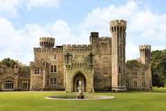 Johnstown Castle. county Wexford. Ireland. Stock Photography