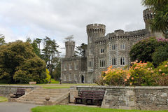 Johnstown castle gardens Royalty Free Stock Image