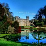 Johnstown Castle stock photography